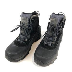 Merrell Ice Jam Waterproof Black Hiking Boot